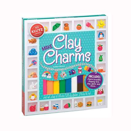clay charm making kit