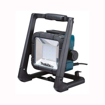 Makita 18V cordless LED floodlight