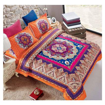 mandala comforter set