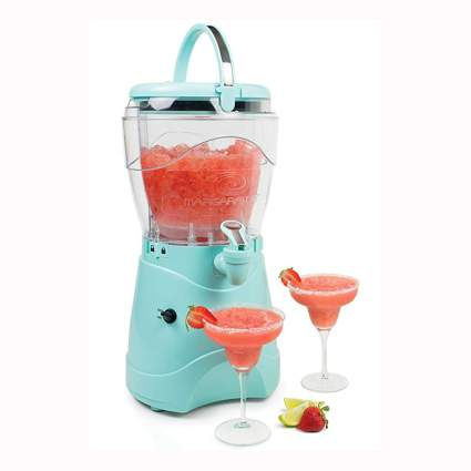 aqua margarita and slush making machine