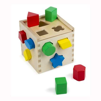 shape sorter for babies