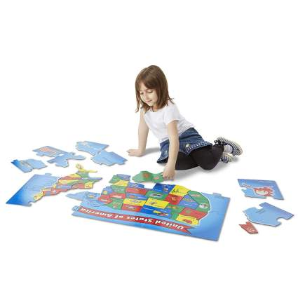 melissa and doug floor map