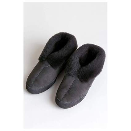 overland wool slippers