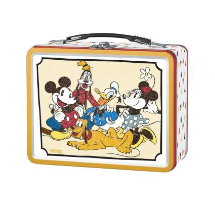 thermos metal lunch box