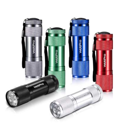 wdtpro led flashlights