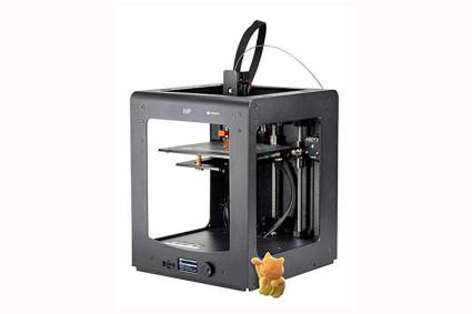professional fine resolution 3D printer