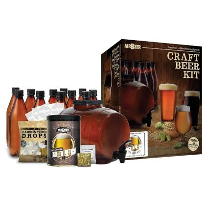 Mr. Beer Complete Beer Making Starter Kit