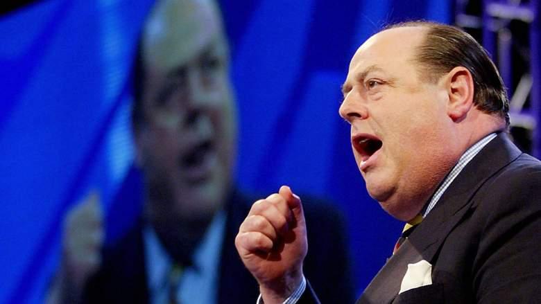 Nicholas Soames Winston Churchill Grandson