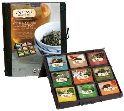 Numi Organic Tea World Of Tea Variety Gift Set