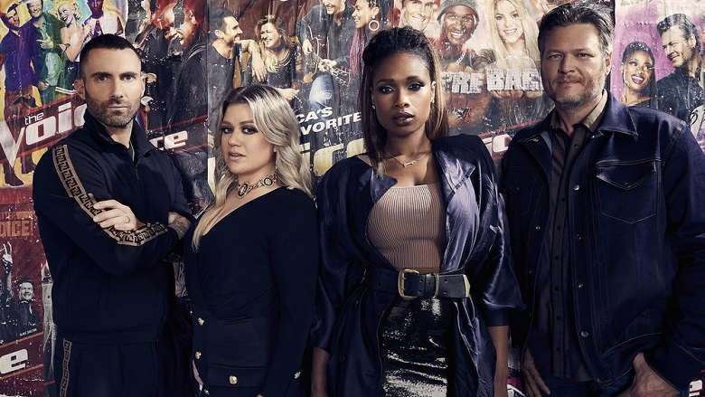 The Voice 2018 Finalists
