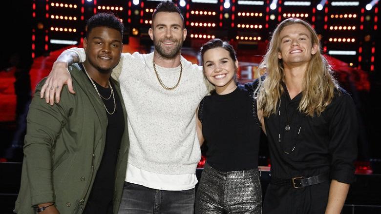Team Adam The Voice Season 15
