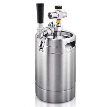 NutriChef Portable Mini Keg Dispenser