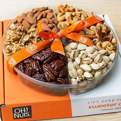 Oh! Nuts Holiday Gift Basket