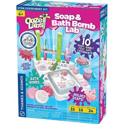 ooze labs bath bomb set