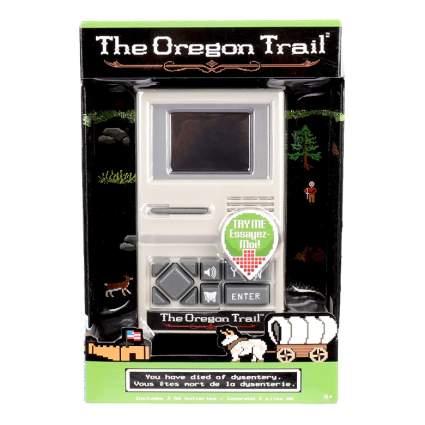 oregon trail handheld game