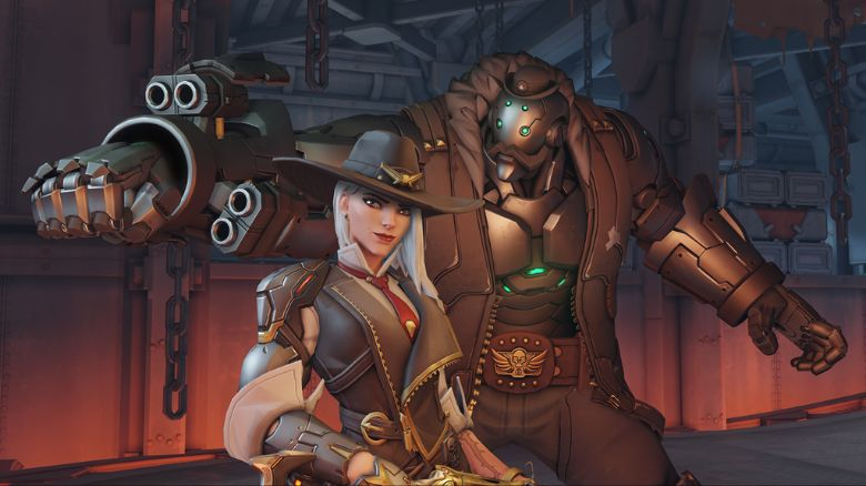 Overwatch Ashe Abilities Skins Release Date