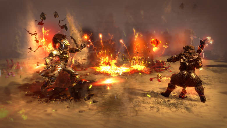 Path of Exile PS4 Release Date