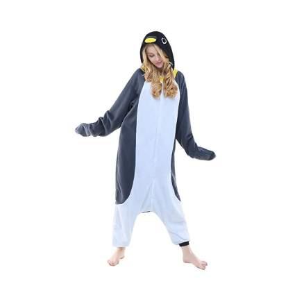 adult penguin onsie