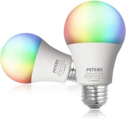 peteme smart bulb