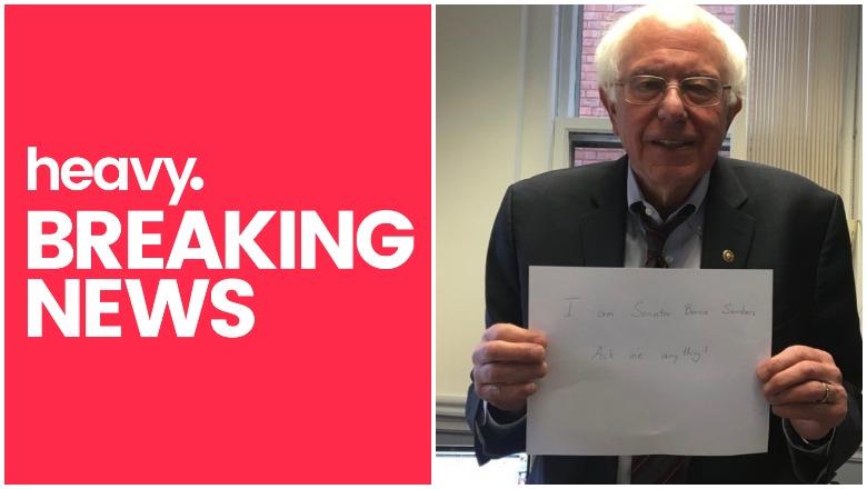 Bernie Sanders' AMA