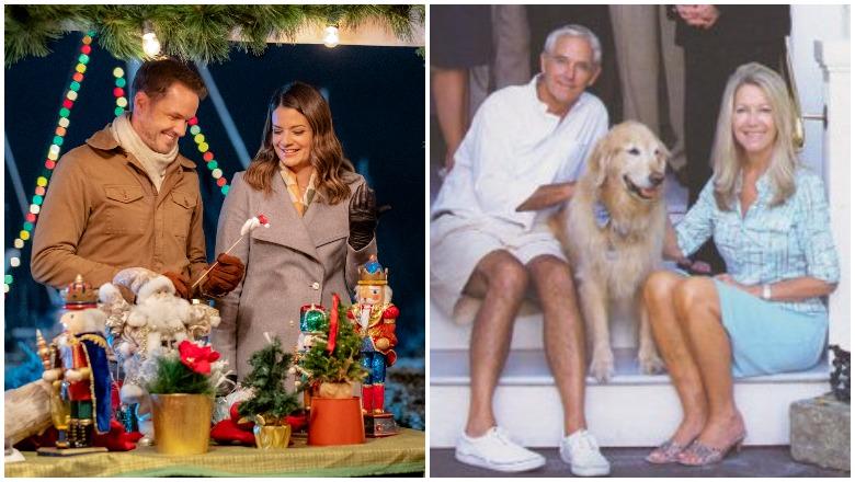 Godwink Christmas real Paula and Gery