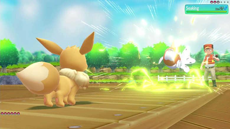Pokemon Let's Go Version Exclusive Pokemon