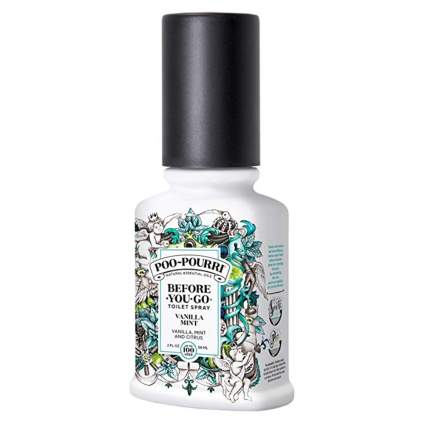 Poo Pourri poop stink neutralizer