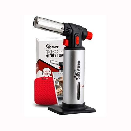 professional kitchen torch
