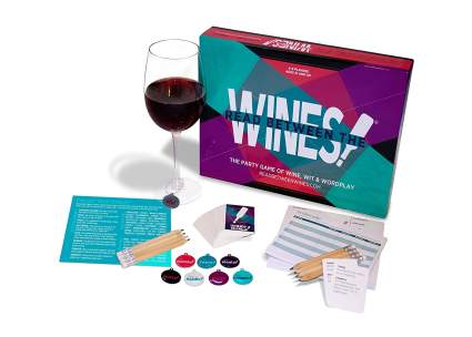read between the wines board game
