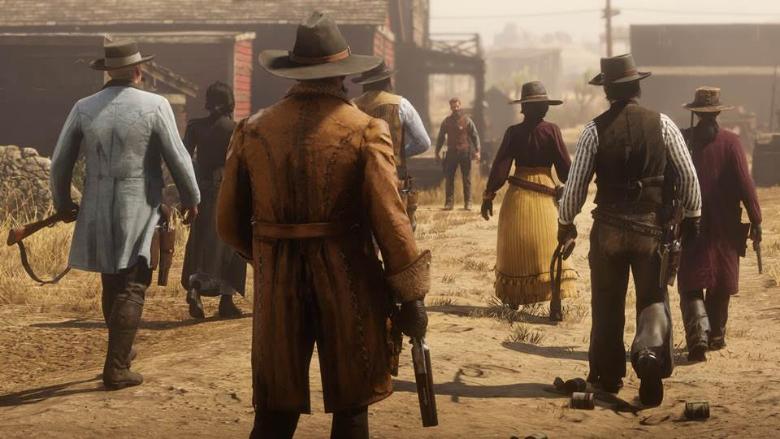 Red Dead Redemption 2 Online Fast Travel