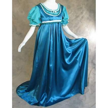 Artemisia Designs jane austen dress