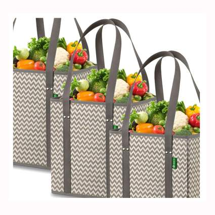reusable grocery shopping bags