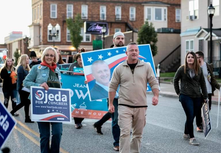 Richard Ojeda teacher strike