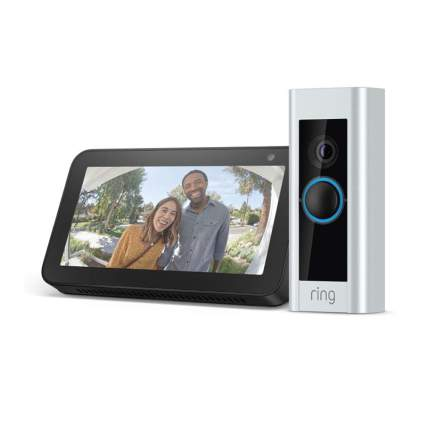 ring video doorbell with echo show