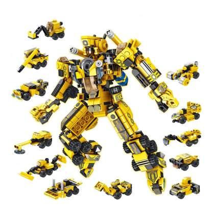 robot stem toy