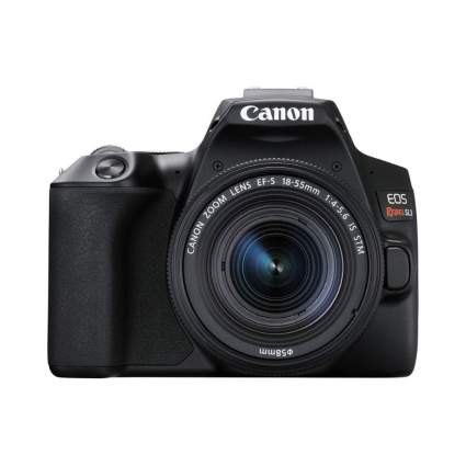 Save $150 On Canon Rebel SL3 with 18-55mm Lens