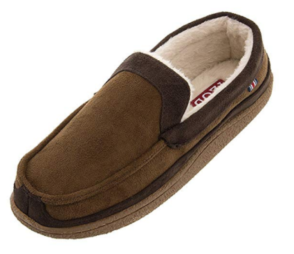 Men's Classic Moccasin Slipper