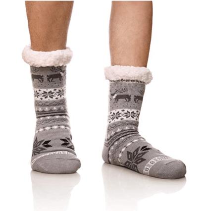 Men's Thermal Christmas Socks