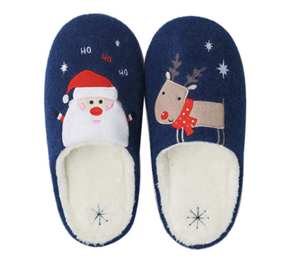 Christmas Loafer Slippers
