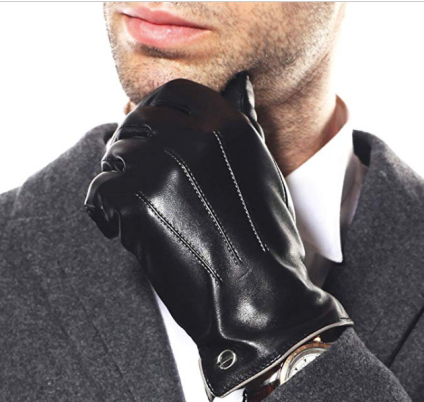 Italian Leather Driving Gloves