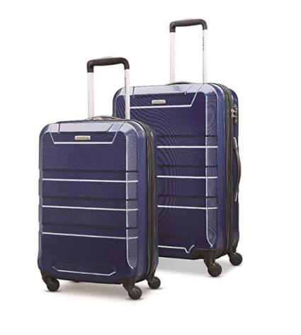 samsonite hardside luggage