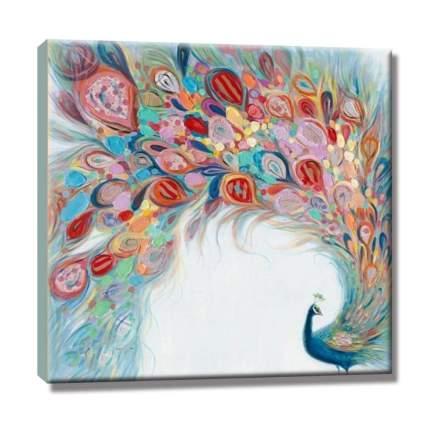 seven wall arts peacock gifts