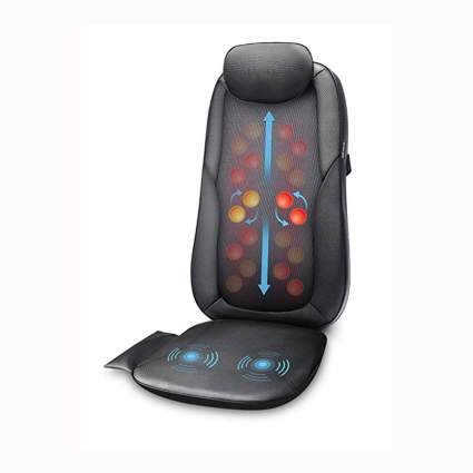 shiatsu chair massage cushion