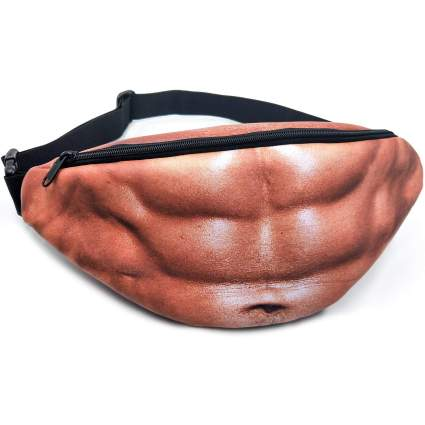 Six Pack Abs Fanny Pack