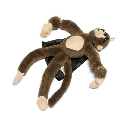 slingshot screaming monkey toy