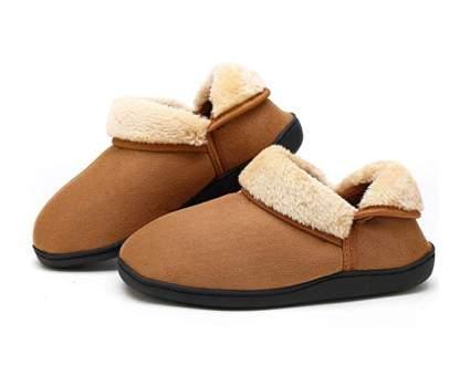 homywolf memory foam slippers