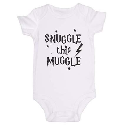 Snuggle This Muggle Onesie