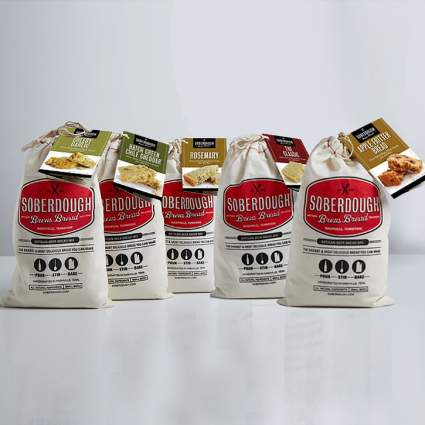 Soberdough Brew Breads Favorites Pack