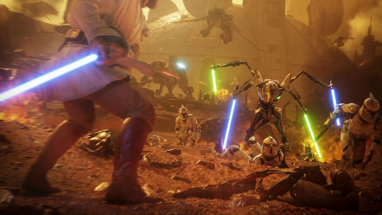 Star Wars Battlefront 2 Geonosis Release Date