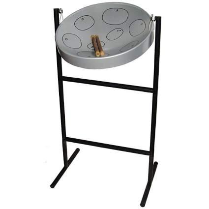Panyard steel drum